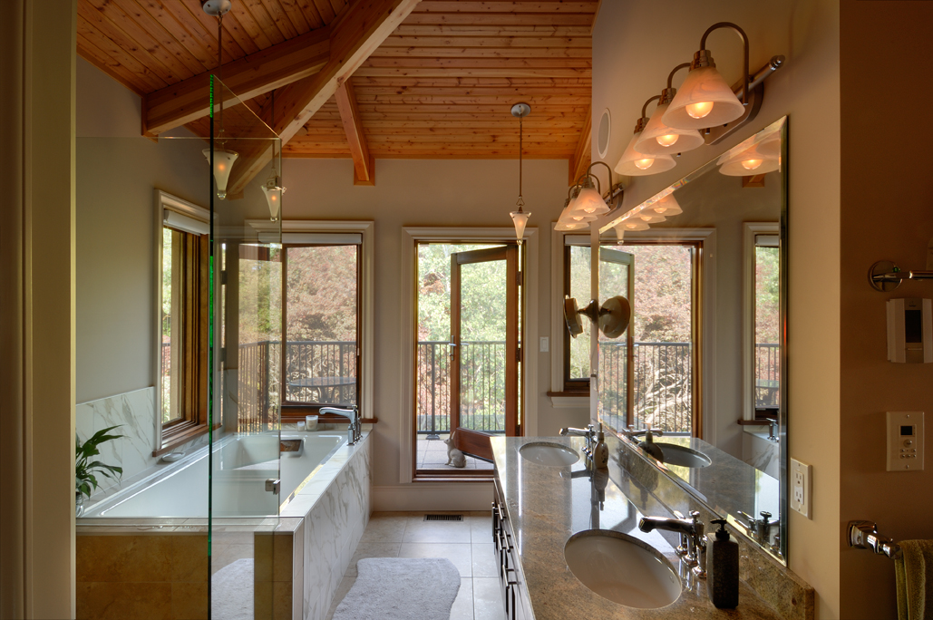 Grunberg Residence Peter Schultze Construction Custom