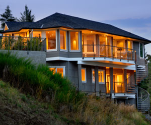 Custom home builder Victoria BC