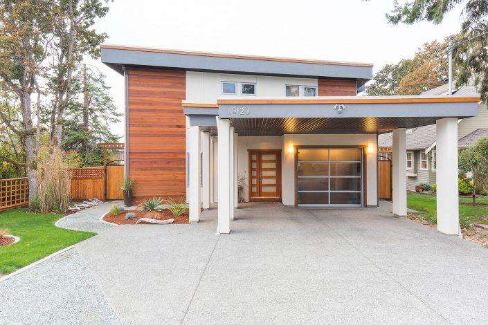 Tsaykum Drive, Victoria BC New Home Construction