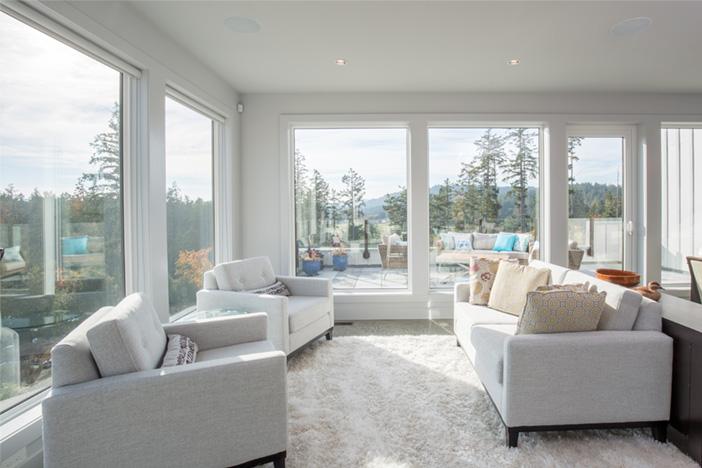 Pelican Drive, Victoria BC Custom Home Construction
